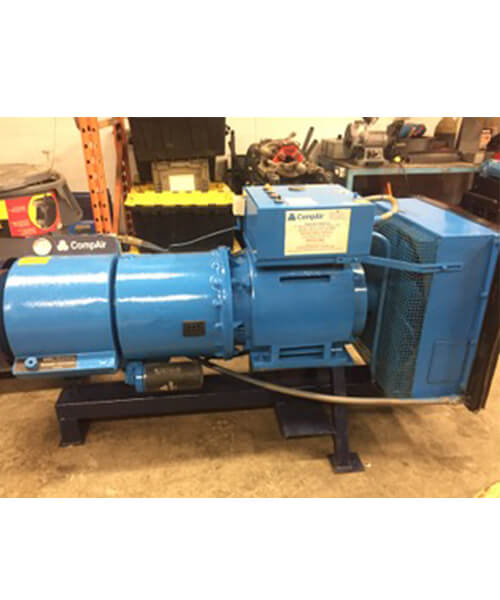 Chinook Reciprocating / Piston Air Compressor (5 HP - TechQuip)