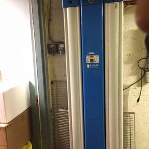 Walker Filtration Compressed Air Desiccant Dryer (PD-175)