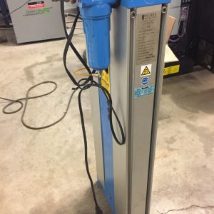 Walker Filtration Desiccant Air Dryer 15 CFM (P015SFDN07115)