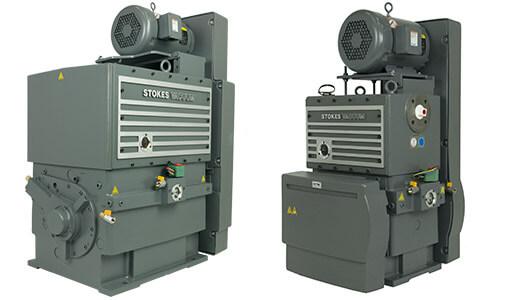 NEW Edwards Stokes Microvac Oil-Sealed Piston Pumps